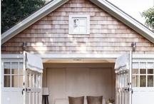 Garage conversion / by Michelle Stewart