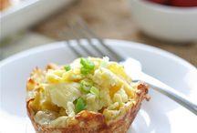 Recipes: Breakfast / by Rebecca Williams Whitaker