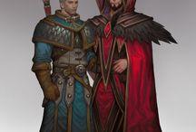 DK-The prophetic Wizard Character