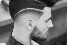 man haircut undercut
