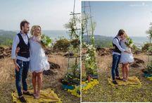 Moonwedding / Our wedding ceremony's