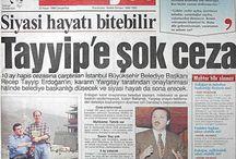 "Eski Gazeteler ""70'80'90's"