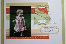 Scrapbooking Layouts, Projects and Cards / by Katie B