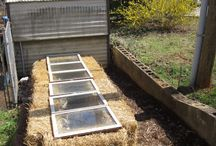 Cold Frames and Inexpensive Greenhouses