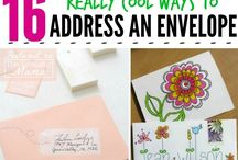 Mail Art / Mail art envelopes