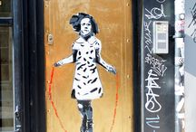 Skipping Girl Shoreditch / Everyday i smile a little longer, sing a little louder and jump a little higher...