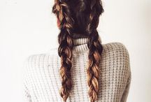 BRAIDS YOU NEED TO TRY / Amazing braids you need to try! #hairstyle #braids