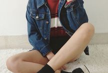 korean female fashion