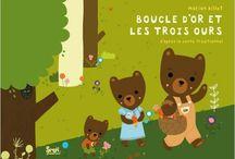 Album : Boucle d'or et les trois ours