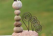 Ideas con Piedras.....