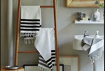 HOME | bathroom, cloakroom / by Tracey
