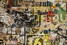 Collages Décollages