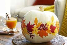 Fall and Halloween crafts