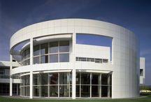 RM 1993 Weishaupt Forum Schwendi, Germany 1989 - 1993 / RICHARD MEIER