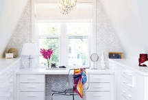 Sloped ceilings / by Michelle Loquine