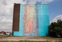 Detroit MI travaille à protéger la peinture murale bien connue