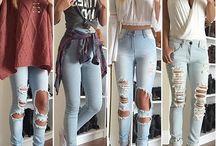 moda cu blugi