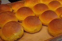 Pães e roscas