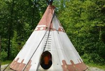 Rawhide Ranch Accommodations / Located in Nashville, IN, Rawhide Ranch has a variety of lodging options.