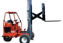 Navigator - Truck Mounted Forklifts