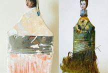Reciclaje artistico