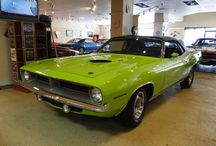 1970 Plymouth Cuda Convertible Numbers Matching 340