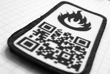 Cartões de visita com QR code