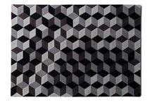 Facet tapijttegels