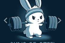 Motivation rabbit