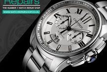 Cartier watch repair services / Cartier watch repair services