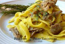 Paleo-ish Cooking