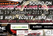 Wecome Paris Sound on the Road
