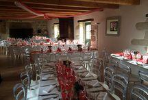 Mariage et réception à la ferme Saint-Vennec