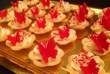 Candy bar / Cupcakes