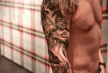 Τατουάζ άγγελοι