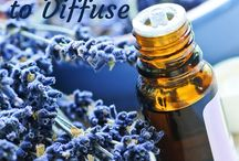 Aromatherapy / Essential oil combinations