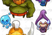 Characters / RPG