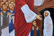 koptilaiset ikonit