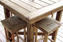 stoły do altany