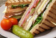 Sándwiches y aderezos otros