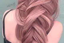 cabelos e acessórios