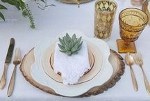 Entertain / Table settings, holiday parties, food & drinks