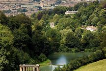 Bath and surrounds, England