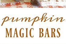 fall recipe inspiration.