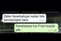 FENERBAHÇEM BENİM