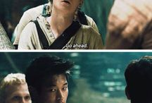 The Maze Runner..lol