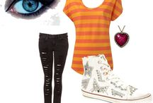Outfits Made By Me ;) / Outfits I organized myself on Polyvore. Check out my account here: rainbow-fox.polyvore.com / by Isabelle Dimiceli
