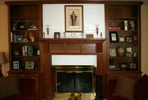 Fireplaces / Design ideas for fireplaces