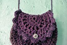 Crochet Bags, Bowls, Baskets