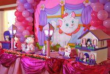 festa da gatinha Mimi